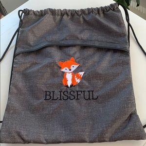 Thirty One Bag Cinch Sac Fox